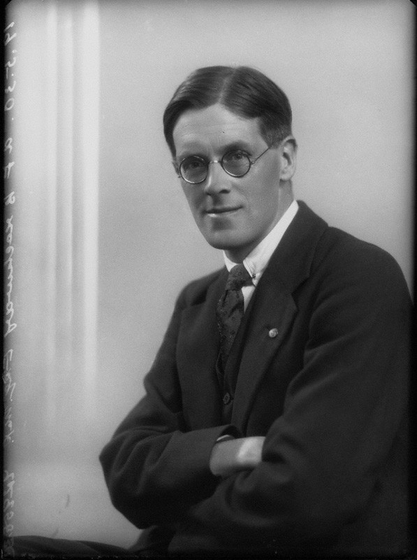 NPG x31242; (Archibald) Fenner Brockway, Baron Brockway by Bassano