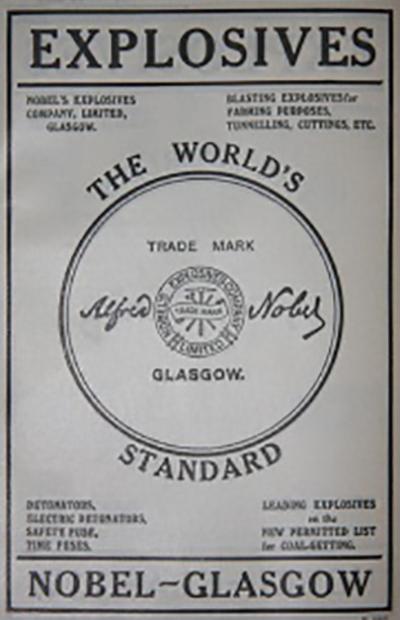 Explosives: the world's standard