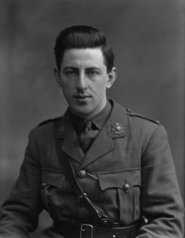 Paul Nash by Bassano